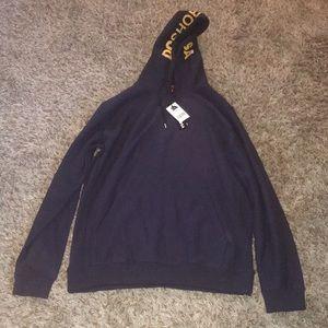 DC Skate reverse hoodie